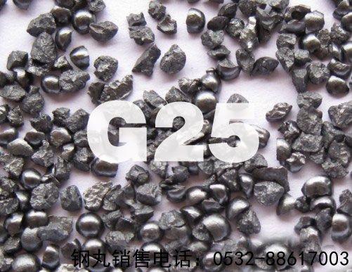 G25铸钢砂