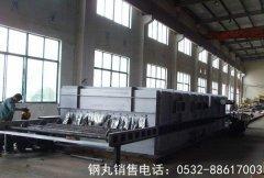 钢砂生产设备